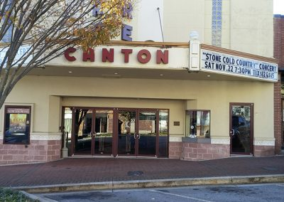 The Historic Canton Theatre