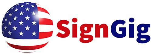 SignGig